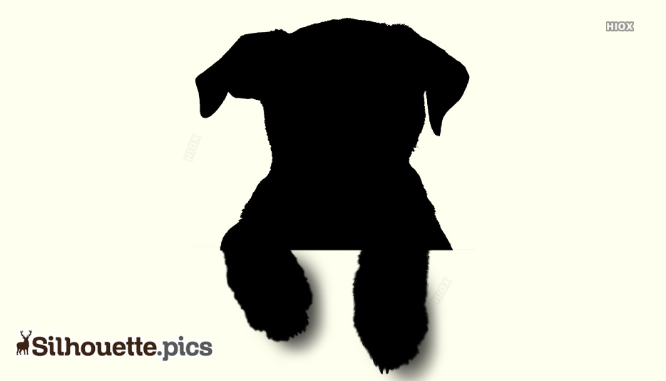 Dog Silhouette Vector Free Download