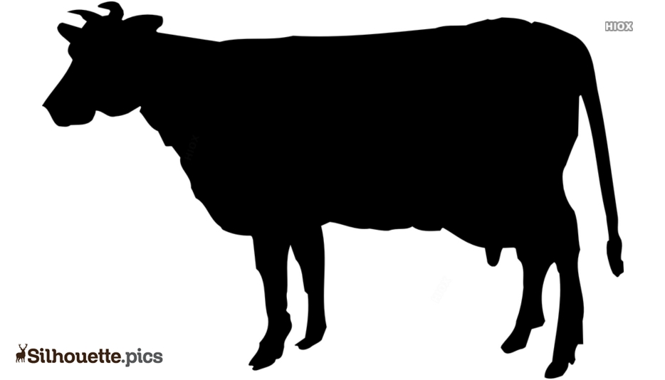 Domestic Animal Silhouette Image And Vector