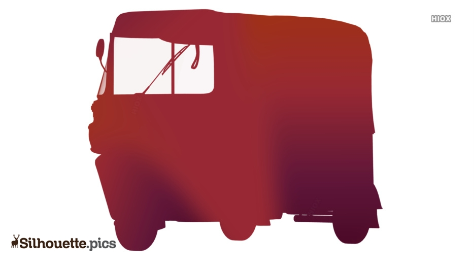 Download Auto Rickshaw Silhouette