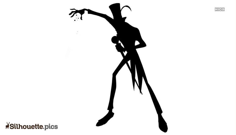 Dr Facilier Disney Silhouette Background