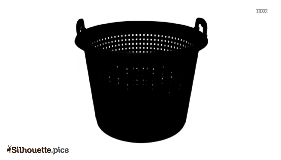 Basket Silhouette Images
