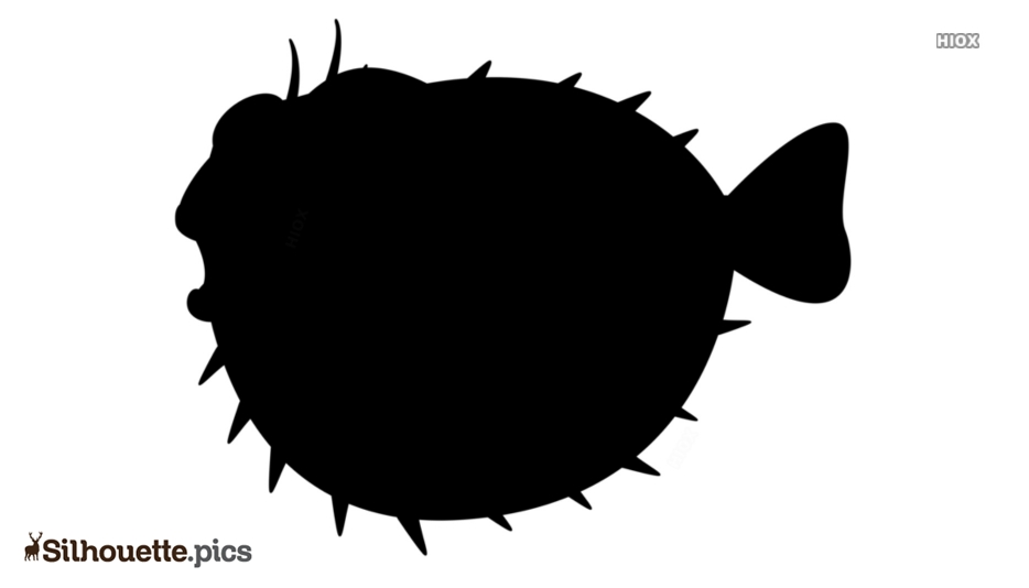 Fish Cartoon Drawings Silhouette Art