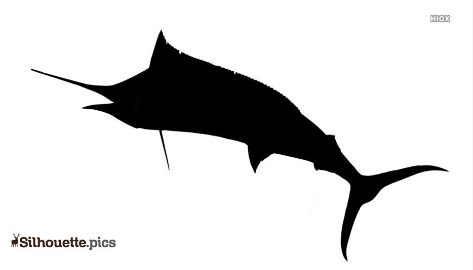 Fish Clip Art Silhouette