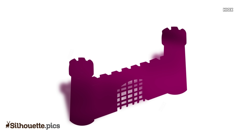 Fortress Clipart Castle Gate