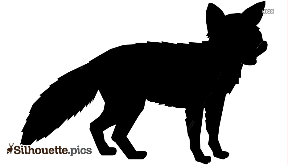 Fox Silhouette Png