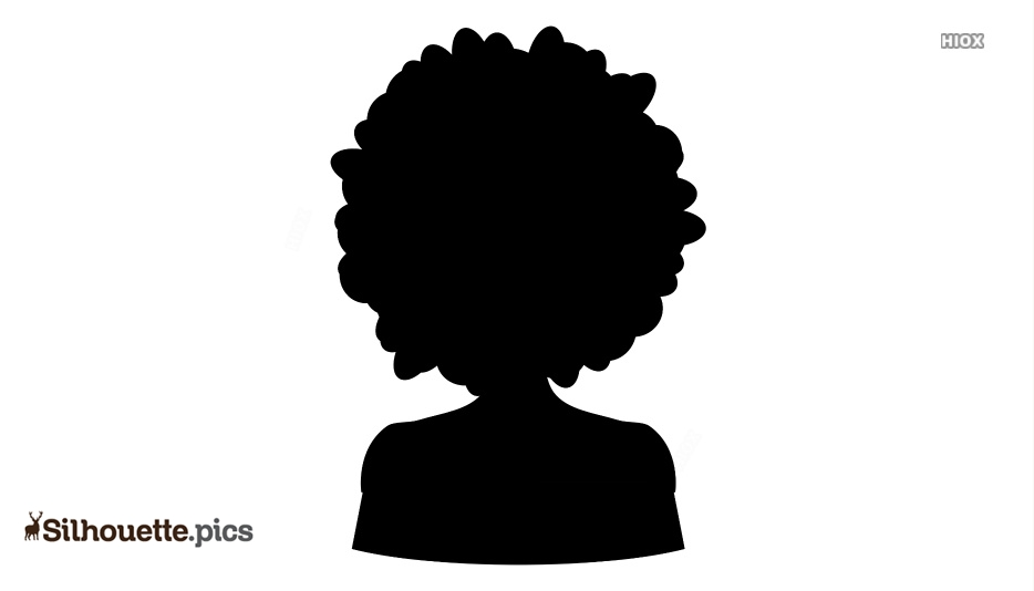 Africa American Silhouette Images