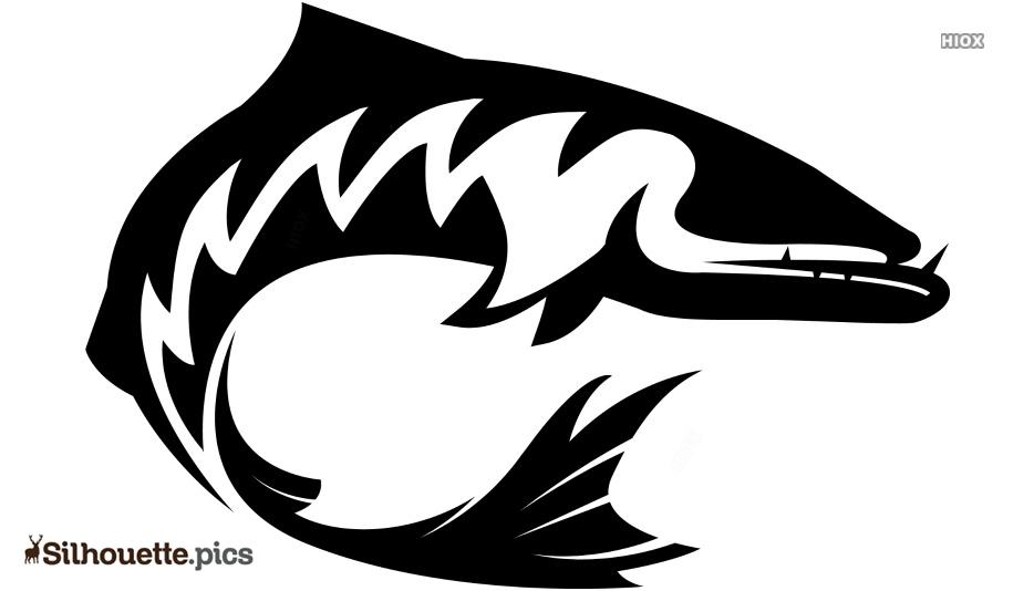 Free Barracuda Silhouette