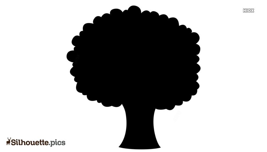 Free Family Tree Silhouette
