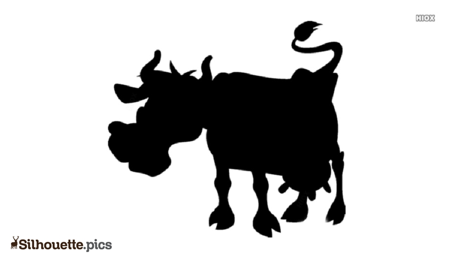 Free Farm Animals Silhouette