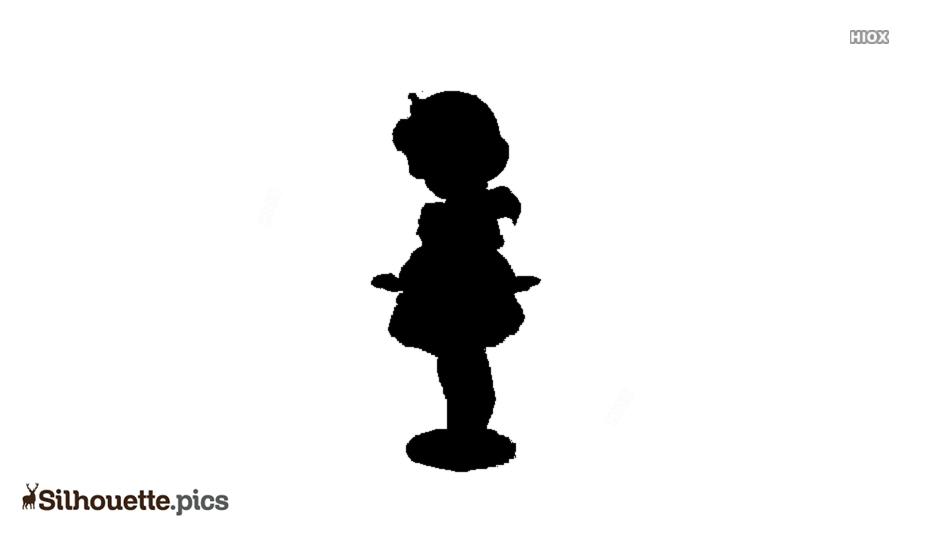 Free Princess Baby Silhouette
