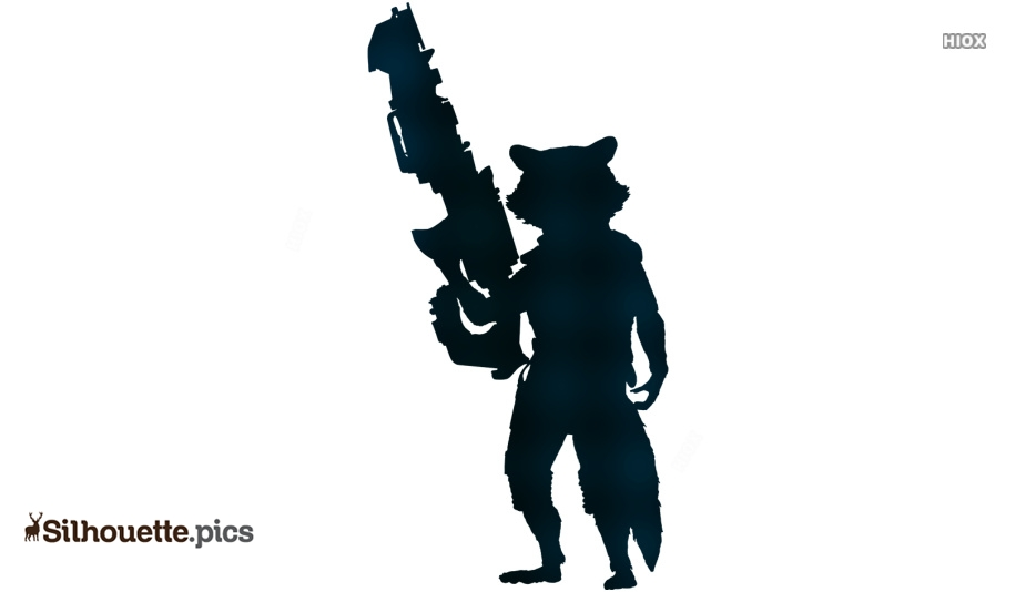 Guardians Of Galaxy Silhouette Images