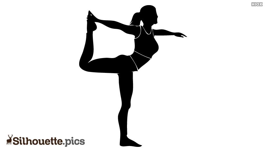 Exercise Silhouette Images, Vectors, Cliparts