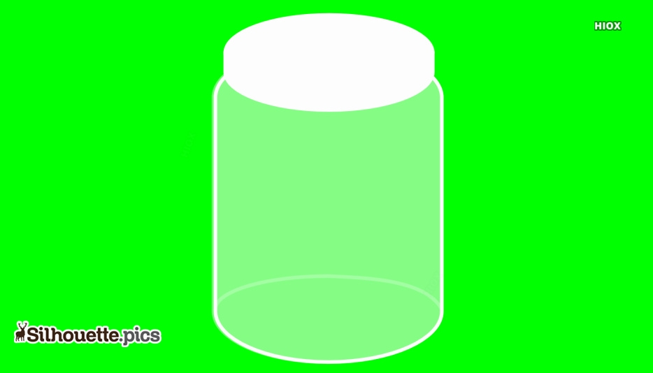 Container Clipart Silhouette Images, Pics