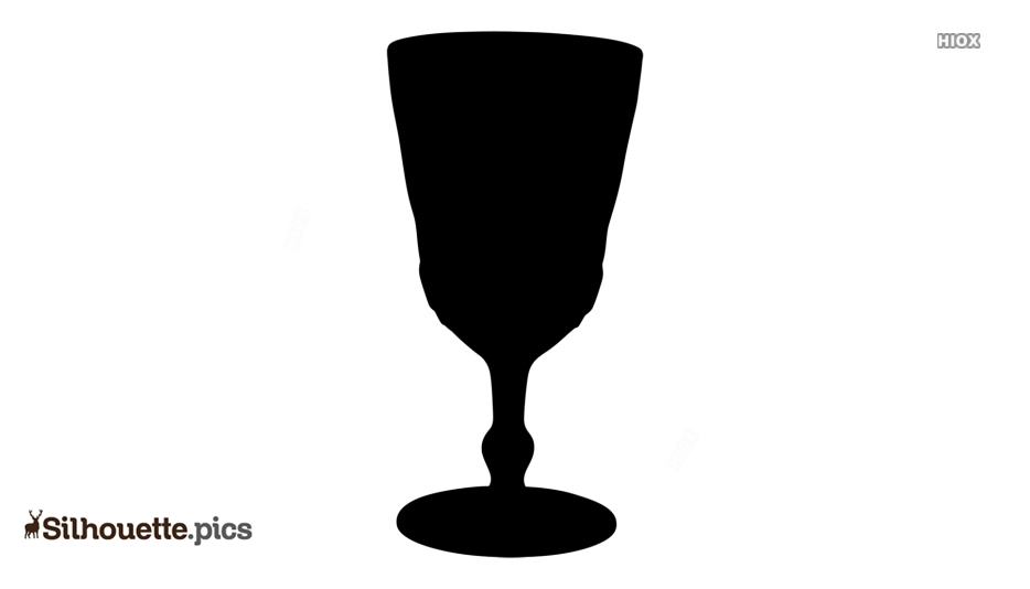 Wine Glass Silhouette Images