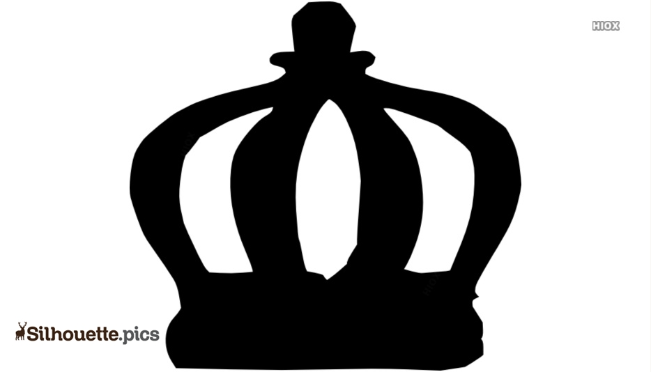 God Crown Clip Art Silhouette