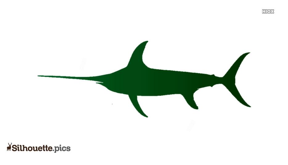 Swordfish Silhouette Pictures, Images