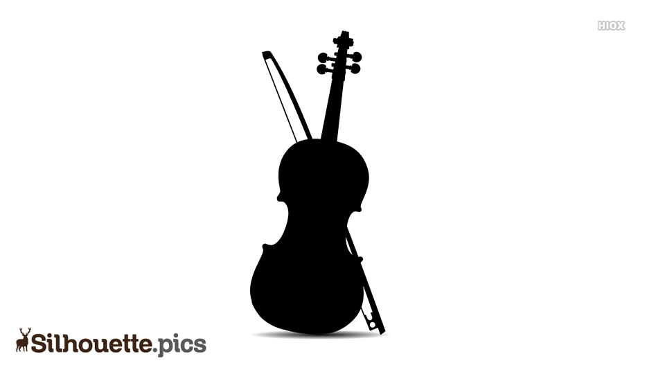 Musical Instrument Silhouette Images, Pictures