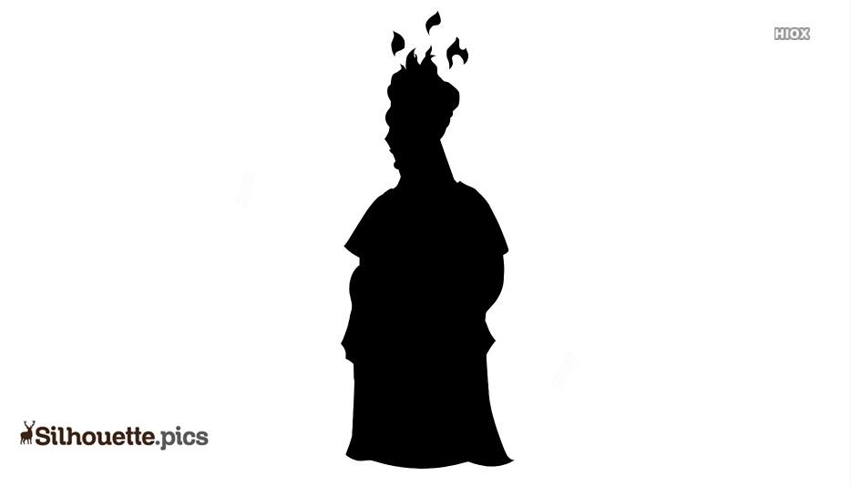 Hades Kingdom Hearts Insider Silhouette