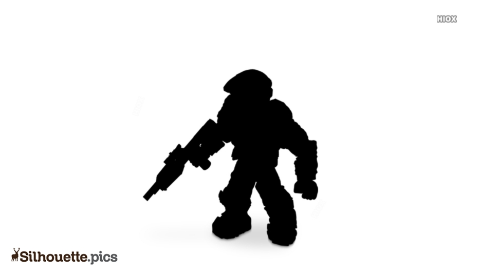 Halo 4 Mantis Silhouette Images