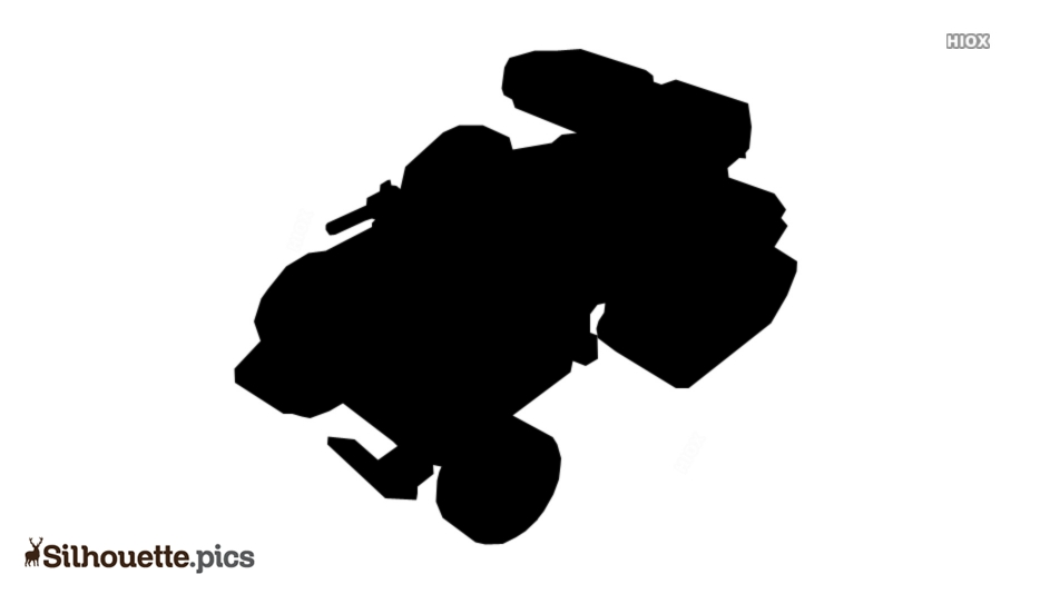 Halo Vehicles Silhouette Vector And Graphics