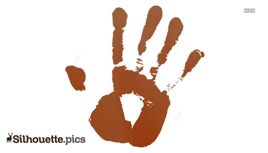 Hand Silhouette Png