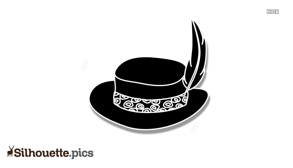 Hat Silhouette Vector