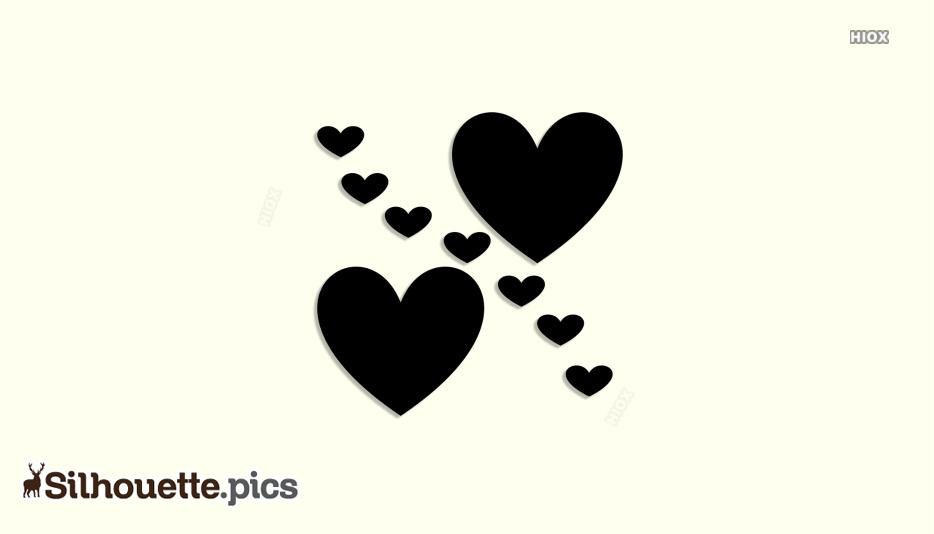 Heart Silhouette Outline