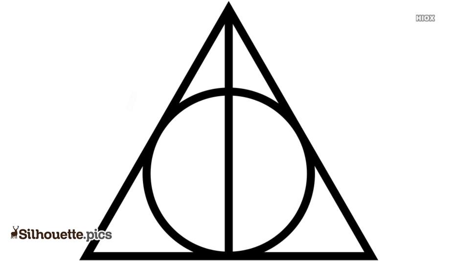 Illuminati Stencil Silhouette Picture
