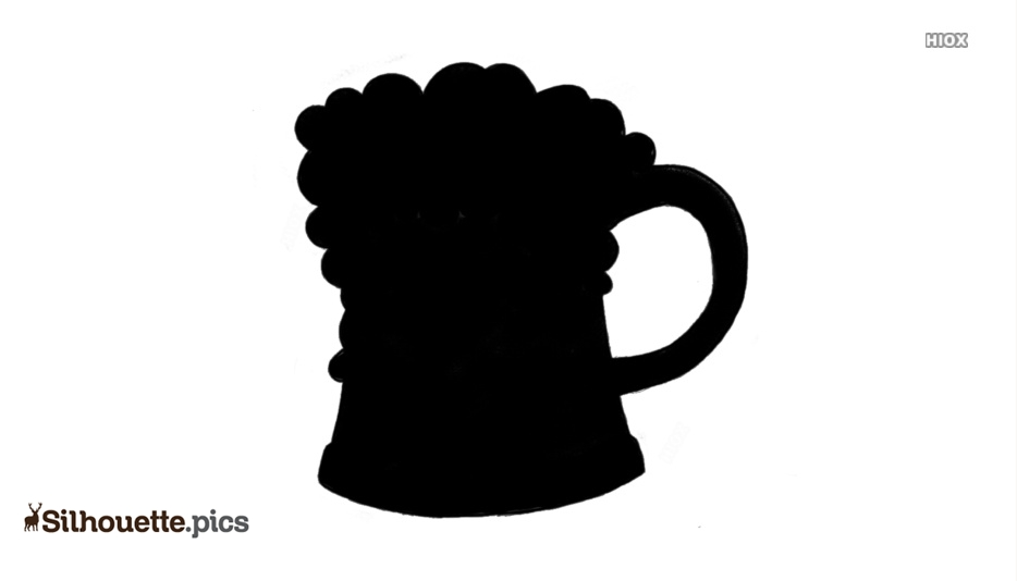 Glassware Silhouette Images, Pictures