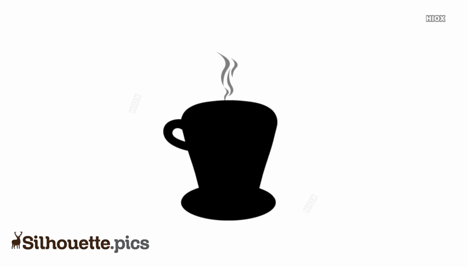 Images Of Coffee Cup Silhouette