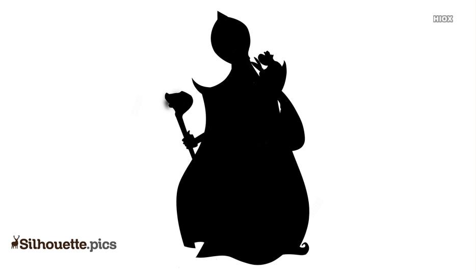 Disney Villains Silhouette Images