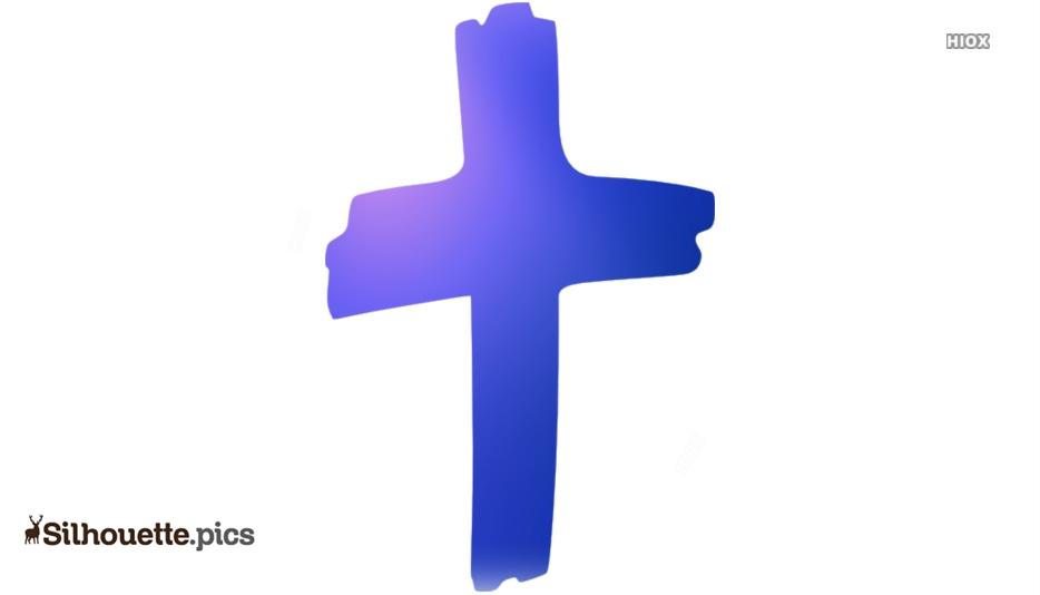 Cross Symbol Silhouette Images