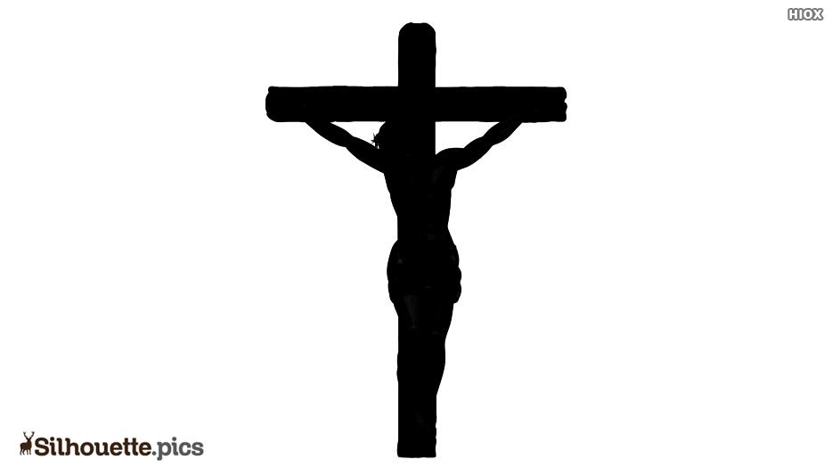 Jesus Christ Crucifixion Silhouette