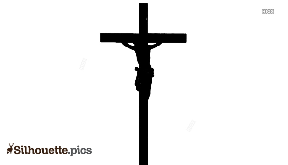 Cross Silhouette Vector Images, Cliparts