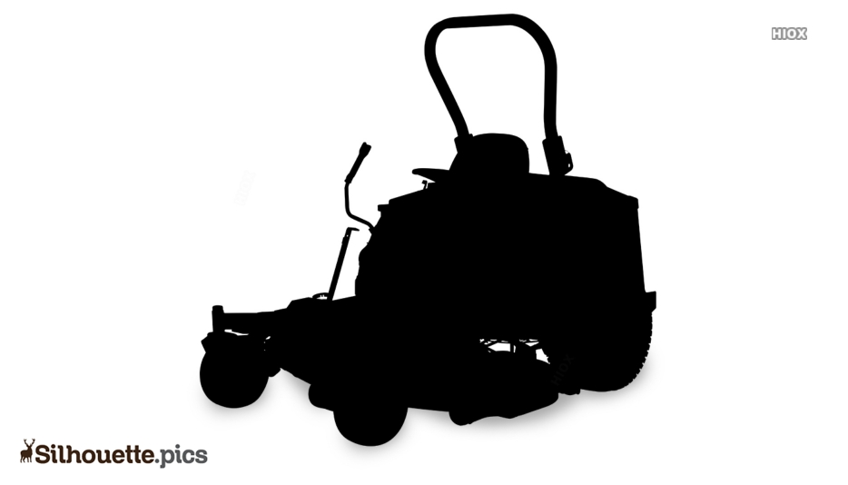 John Deere Tractor Silhouette Image And Vector