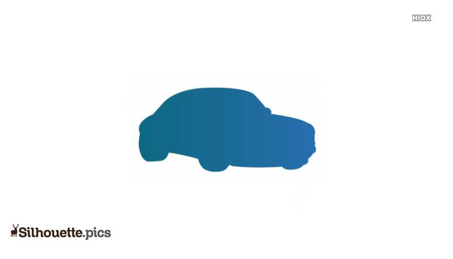 Porsche Drawing Silhouette Images