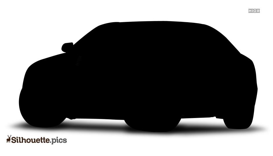 Lamborghini Silhouette Drawing