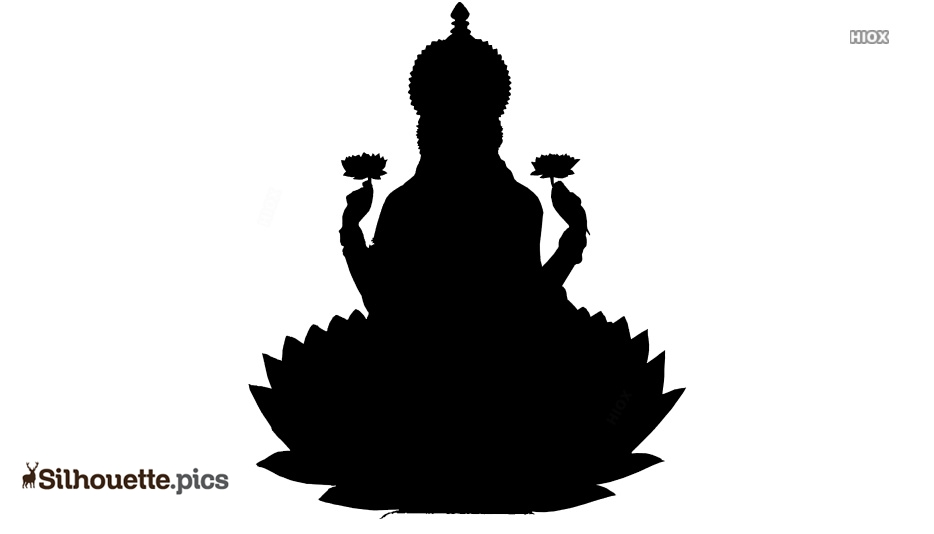 Hindu God Silhouette Images