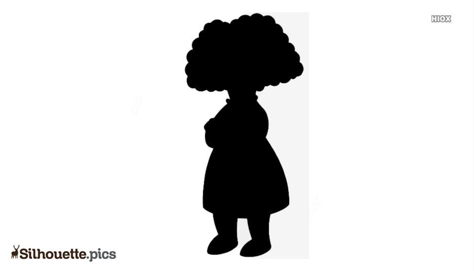 Ling Bouvier Silhouette Picture