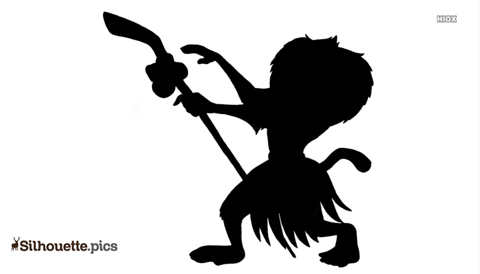 Lion King Monkey Silhouette Images