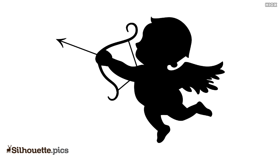 Little Angel Silhouette