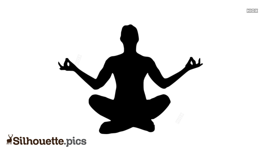 Yoga Silhouette Images