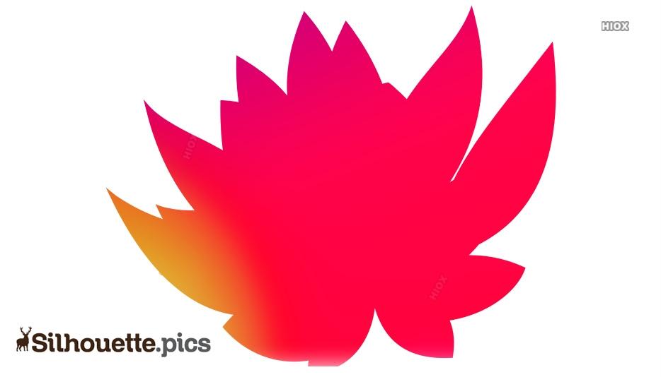 Lotus Silhouette Image