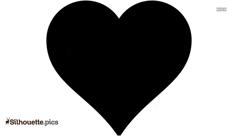 Love Sign Silhouette Picture