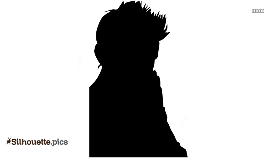 Man Praying God Clipart Silhouette