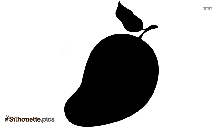 Healthy Food Silhouette Images