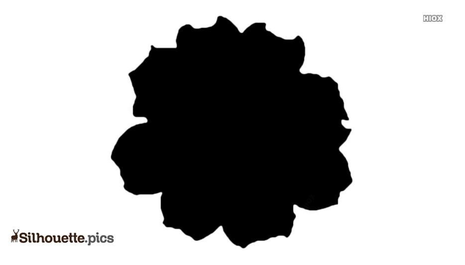 Marigolds Silhouette