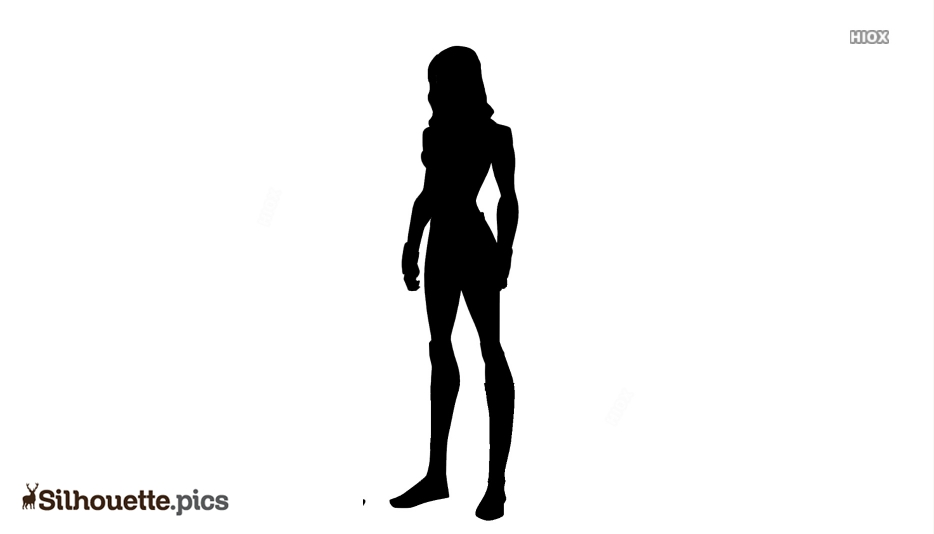 Marvel Character Silhouette Free Vector Art