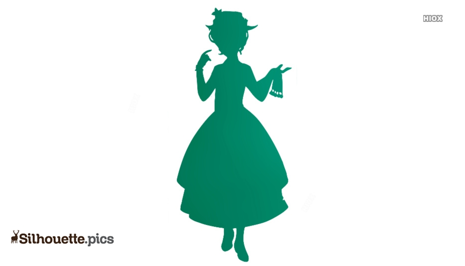 Mary Poppins Disney Silhouette