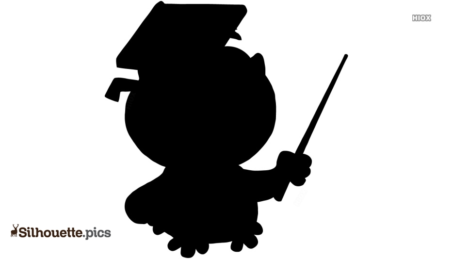Owl Silhouette Images, Pictures